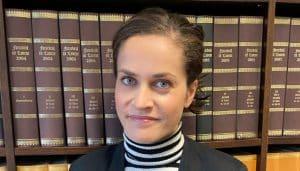 Advokat Maria Stråtveit